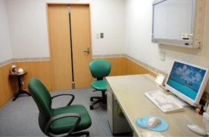 とよだクリニック診察室